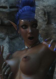 Dungeon Depth (Syndori's Dream)-[X3Z] Elven Desires 3 image 58