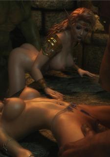 Dungeon Depth (Syndori's Dream)-[X3Z] Elven Desires 3 image 60