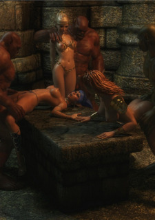 Dungeon Depth (Syndori's Dream)-[X3Z] Elven Desires 3 image 61