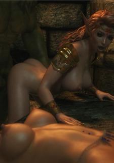 Dungeon Depth (Syndori's Dream)-[X3Z] Elven Desires 3 image 62