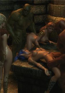 Dungeon Depth (Syndori's Dream)-[X3Z] Elven Desires 3 image 64