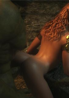 Dungeon Depth (Syndori's Dream)-[X3Z] Elven Desires 3 image 65