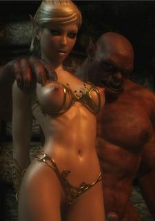 Dungeon Depth (Syndori's Dream)-[X3Z] Elven Desires 3 image 67