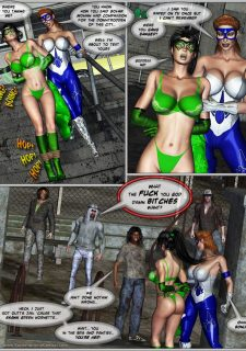 Dusk to Dawn Confrontations Part 2- Mr.X image 9