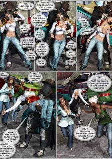 Dusk to Dawn Confrontations Part 2- Mr.X image 19