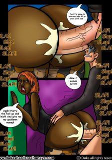 Dyme Cumback 5- Dukeshardcore Honey image 7