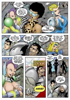 eAdult- Battle Bitches #3 image 2
