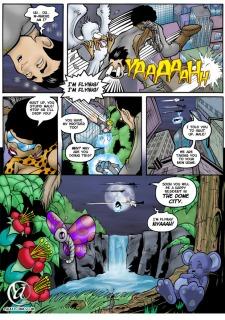 eAdult- Battle Bitches #3 image 7