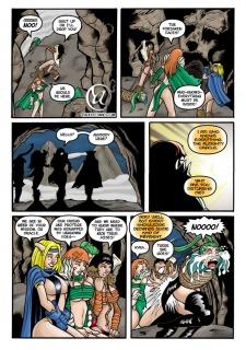 eAdult- Battle Bitches #3 image 14
