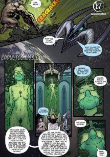 eAdult Comix-Alien Abduction 2 image 13