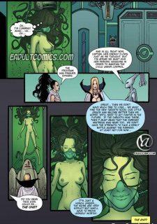 eAdult Comix-Alien Abduction 2 image 16