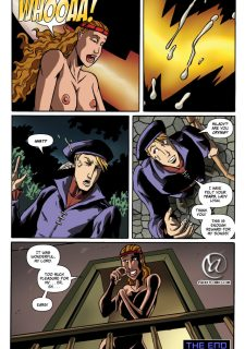 Lady Lynn- eAdult porn comics 8 muses