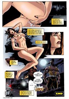 Whiplash- eAdult porn comics 8 muses