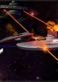 Mongo Bongo Ensign Jenny-Redshirt (Star Trek) image 03