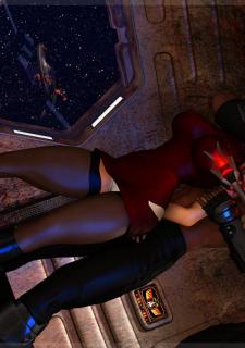 Mongo Bongo Ensign Jenny-Redshirt (Star Trek) image 07