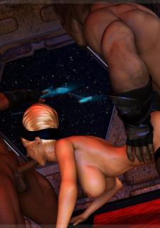 Mongo Bongo Ensign Jenny-Redshirt (Star Trek) image 19