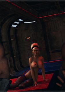 Mongo Bongo Ensign Jenny-Redshirt (Star Trek) image 21