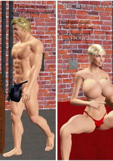 Epic Lust Incest-o-Rama -timdonehy200 image 5