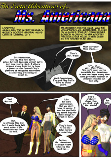 The Erotic Adventures of Ms. Americana Episode 2 image 02