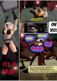 The Erotic Adventures of Ms. Americana Episode 2 image 34