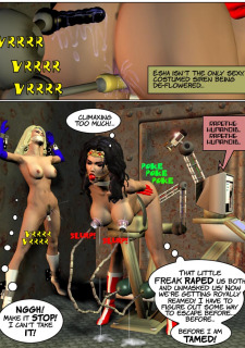 The Erotic Adventures of Ms. Americana Episode 2 image 37