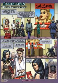 Erotic Comics Collections-Exhibition image 08