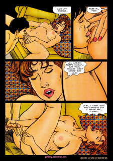 Erotic Comix Collection-Fitness image 10