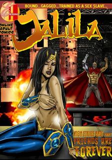 Erotic Heroines-Jalila Fantasy image 05