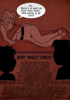 Everfire – Hawaiian Magic porn comics 8 muses