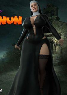 Evil Nun- Crazy Dad image 2