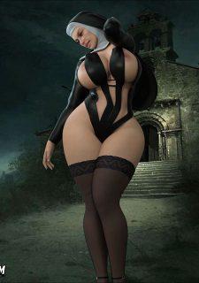 Evil Nun- Crazy Dad image 3