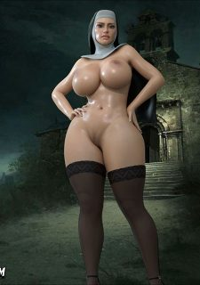 Evil Nun- Crazy Dad image 4