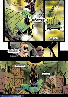 Expansion Comics-Weapon Women image 09