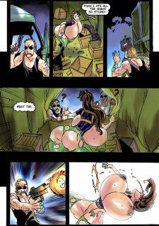 Expansion Comics-Weapon Women image 16