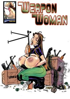 Expansion Comics-Weapon Women porn comics 8 muses