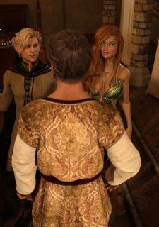 Fairy Tales – Elven Schoolgirls image 5