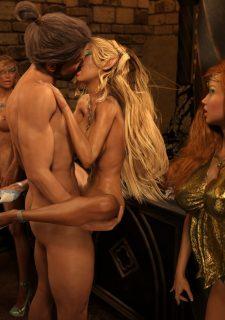 Fairy Tales – Elven Schoolgirls image 113