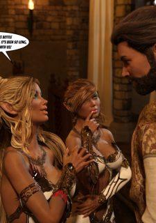 Fairy Tales – Elven Schoolgirls image 14