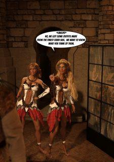 Fairy Tales – Elven Schoolgirls image 30