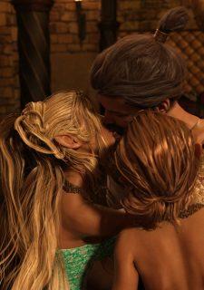 Fairy Tales – Elven Schoolgirls image 37
