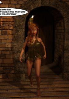 Fairy Tales – Elven Schoolgirls image 46