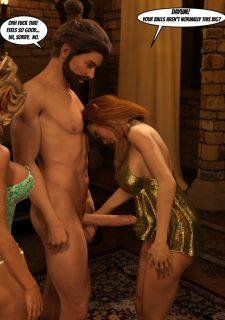 Fairy Tales – Elven Schoolgirls image 60