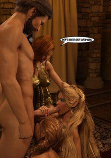 Fairy Tales – Elven Schoolgirls image 75