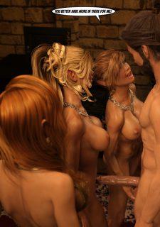 Fairy Tales – Elven Schoolgirls image 80