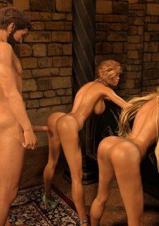 Fairy Tales – Elven Schoolgirls image 82