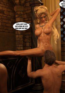 Fairy Tales – Elven Schoolgirls image 86
