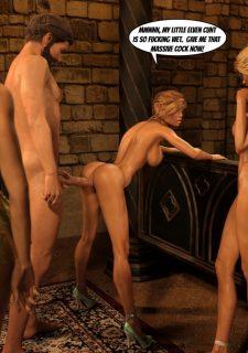 Fairy Tales – Elven Schoolgirls image 88