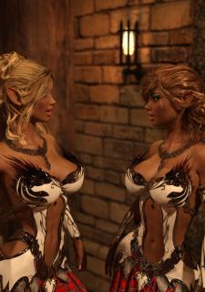 Fairy Tales- Elven Schoolgirls image 26