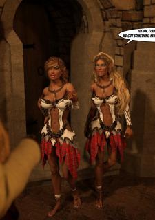 Fairy Tales- Elven Schoolgirls image 28
