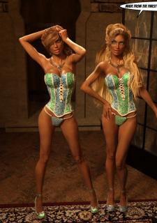 Fairy Tales- Elven Schoolgirls image 33